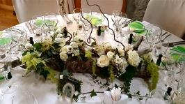 Clémence et Alexandre - la table d'honneur