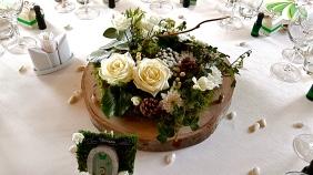 Clémence et Alexandre - la table invités