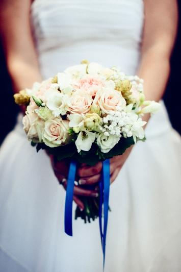 Lucie et Baptiste - le bouquet (2)