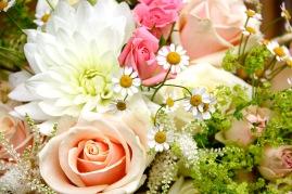 Laurine et Olivier - le bouquet (2)